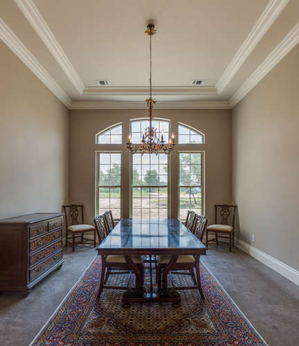 126 Mira Vista dining room